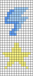 Alpha pattern #46309 variation #86981