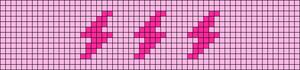 Alpha pattern #52136 variation #86994