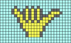 Alpha pattern #26788 variation #87099