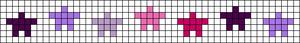 Alpha pattern #51945 variation #87115