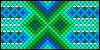 Normal pattern #32612 variation #87160