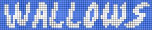 Alpha pattern #50366 variation #87168