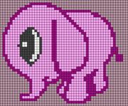 Alpha pattern #52148 variation #87257