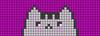 Alpha pattern #51081 variation #87271
