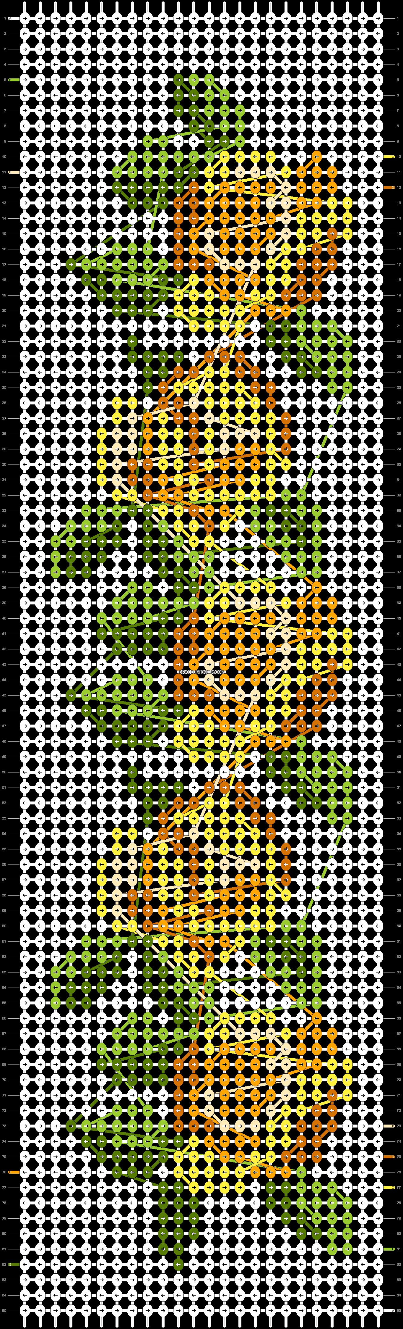 Alpha pattern #42353 variation #87308 pattern