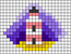 Alpha pattern #46963 variation #87360