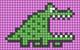 Alpha pattern #26411 variation #87361