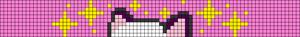Alpha pattern #38016 variation #87473