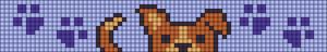 Alpha pattern #49366 variation #87475