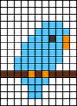 Alpha pattern #44815 variation #87476
