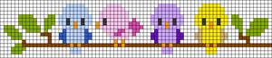 Alpha pattern #46869 variation #87652