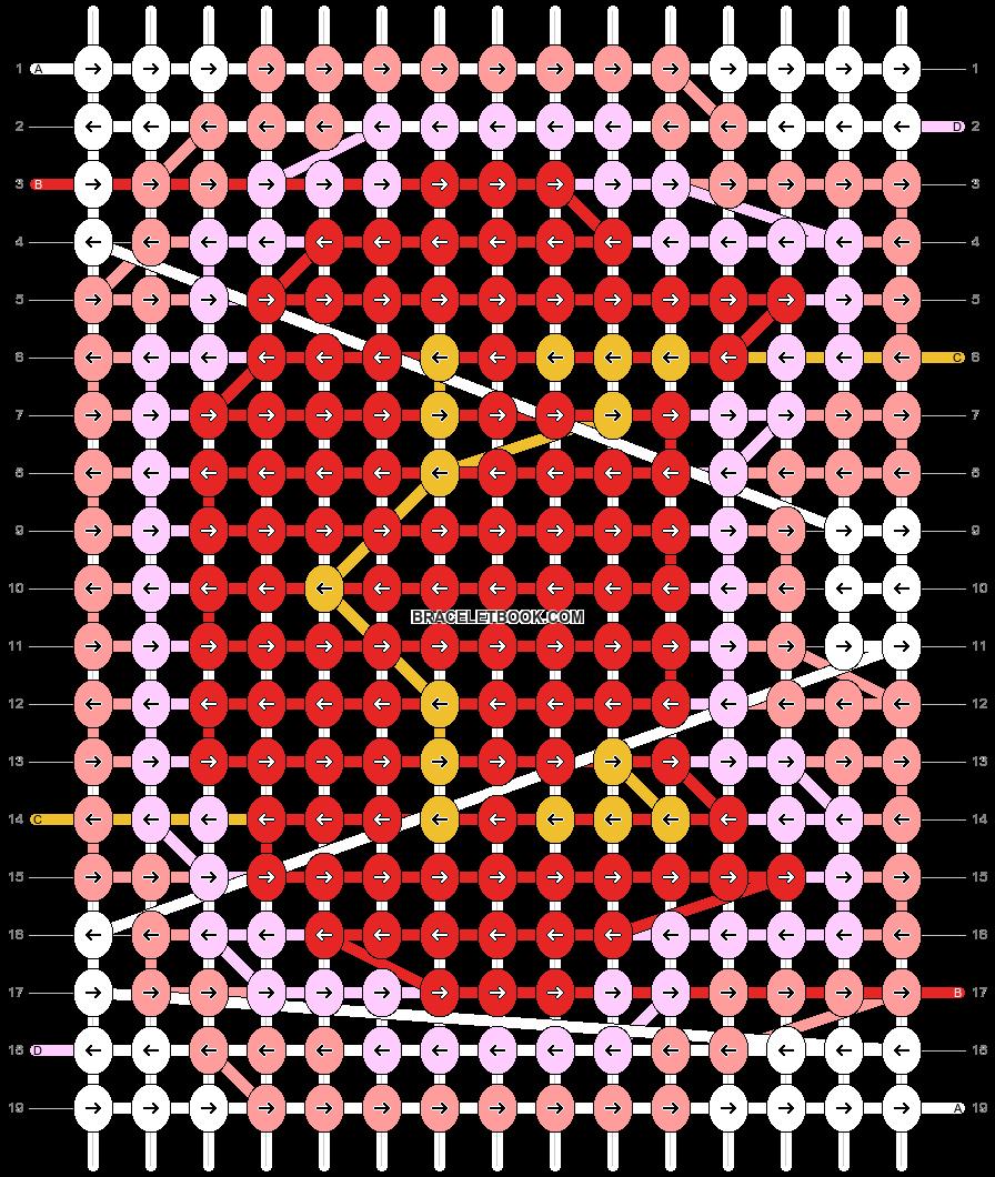 Alpha pattern #53253 variation #87684 pattern