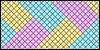 Normal pattern #7030 variation #87809