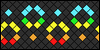 Normal pattern #7438 variation #87839