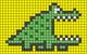 Alpha pattern #26411 variation #87886
