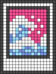 Alpha pattern #48304 variation #87890