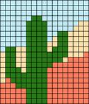 Alpha pattern #53109 variation #87900