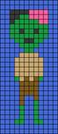 Alpha pattern #40582 variation #87909