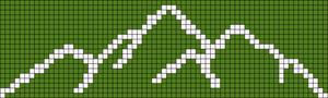 Alpha pattern #52493 variation #87934