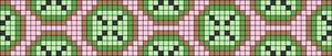 Alpha pattern #44413 variation #88352