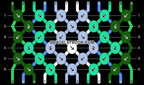 Normal pattern #18 variation #88430 pattern