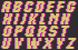 Alpha pattern #26781 variation #88458