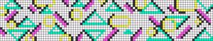 Alpha pattern #53526 variation #88516