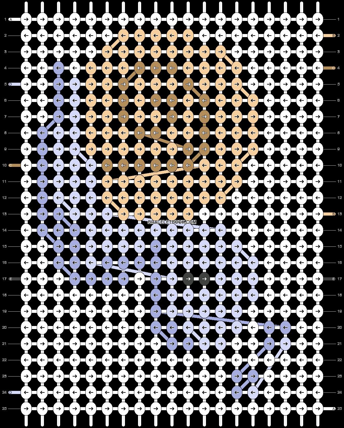 Alpha pattern #43383 variation #88613 pattern