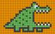 Alpha pattern #26411 variation #88616