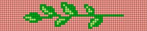 Alpha pattern #50674 variation #88689