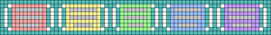 Alpha pattern #53532 variation #88717