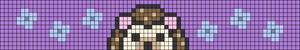 Alpha pattern #53370 variation #88723