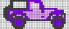 Alpha pattern #50813 variation #88748