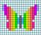 Alpha pattern #45827 variation #88770