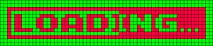 Alpha pattern #11516 variation #88846