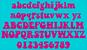 Alpha pattern #50267 variation #88899