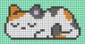 Alpha pattern #53614 variation #89052