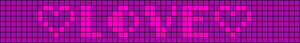 Alpha pattern #1260 variation #89055