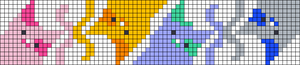 Alpha pattern #42557 variation #89160