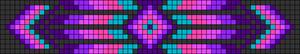Alpha pattern #11199 variation #89223
