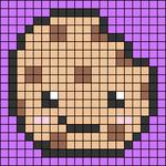 Alpha pattern #50837 variation #89236