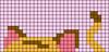 Alpha pattern #34270 variation #89310