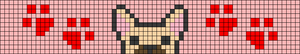 Alpha pattern #52030 variation #89329