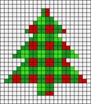 Alpha pattern #52098 variation #89350