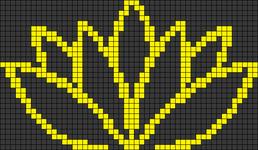 Alpha pattern #52546 variation #89411
