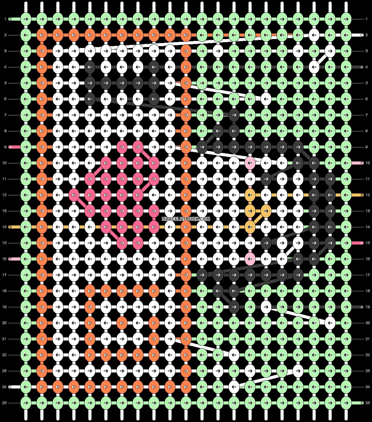 Alpha pattern #53694 variation #89455 pattern
