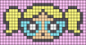 Alpha pattern #53711 variation #89484