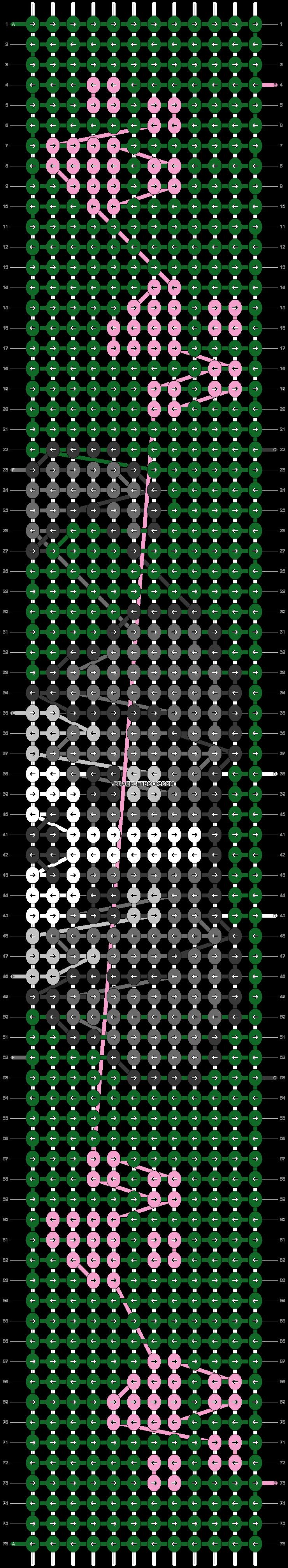 Alpha pattern #52628 variation #89507 pattern