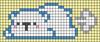 Alpha pattern #28624 variation #89616