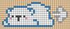 Alpha pattern #28624 variation #89617
